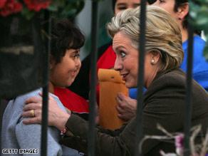 Hillary 'Beetlejuice' Clinton