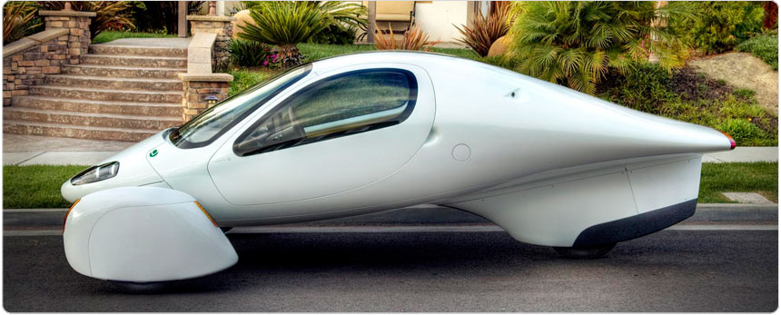 Aptera Typ-1 Passenger Vehicle
